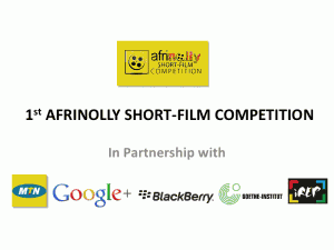 Afrinolly Short-Film Competition