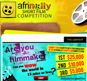afrinolly shortfilm