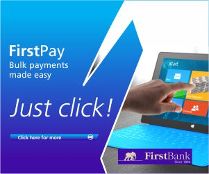 First Pay bu First Bank