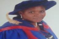 Professor (Mrs) Olubola Babalola, She lectures in OAU and is the first female professor in Quantity Surverying in AFrica